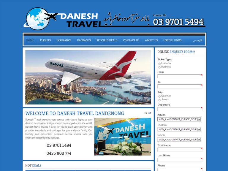 small business web design Dandenong
